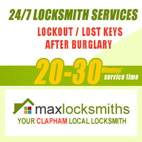 Clapham locksmiths