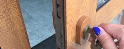 Stockwell locks change service